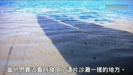 南太平洋发现一片神奇的沙滩, 近前一看吓得立马逃跑, 这是发生了什么?