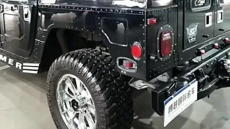限量版的超级悍马汽车, 特别的霸道!