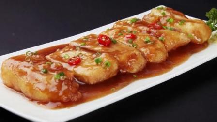 金牌美食之徽菜: 朱洪武豆腐 有故事的美味菜肴