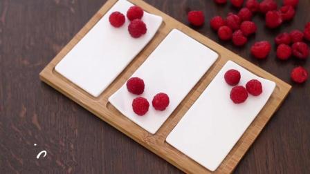 家常菜美食教学 超级美味的树莓芝士蛋糕!