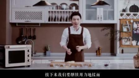 烘培的美食: 怎么做蔓越莓奶酪面包86