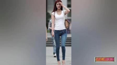 街拍: 长得漂亮的姐姐这些穿丝袜的美女