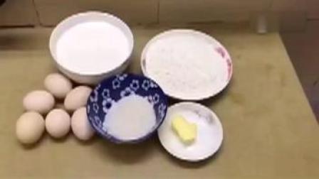 榴莲蛋糕的做法视频 榴莲千层蛋糕