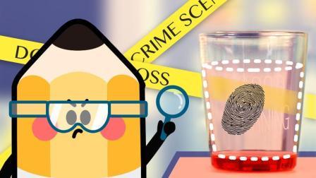 016 饮料被偷喝了,用侦探玩具抓小偷!