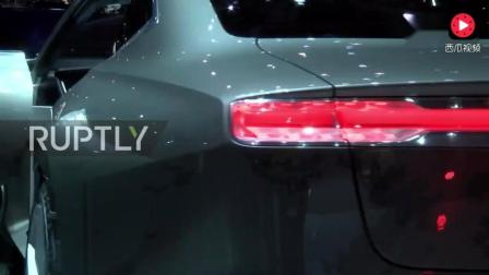 正道H600概念车亮相日内瓦车展 4月国内首发