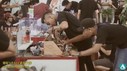 07day造景 印度尼西亚APALC造景大赛