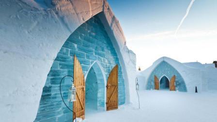 【GOING】冰箱贴看大千世界: 5000块住一晚的冰酒店, 到底能不能睡着觉