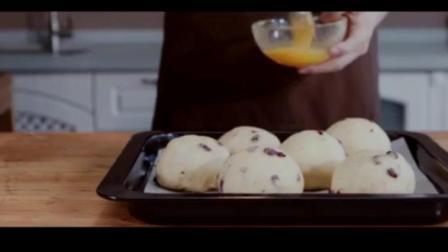 烘培的美食: 怎么做蔓越莓奶酪面包94