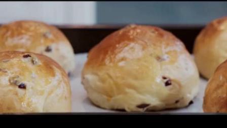 烘培的美食: 怎么做蔓越莓奶酪面包96