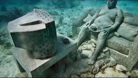 科学家至今无法解释的, 5个海底未解之谜, 真实存在的!