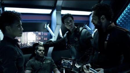 美剧《太空无垠》第一季第五集, 罗西南特号诞生, 侦探米勒发现朱莉毛芯片