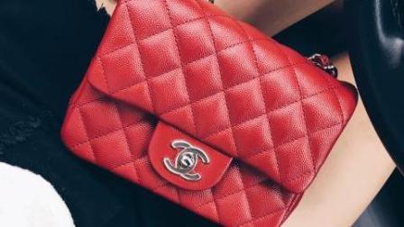 你心目中最美的Chanel CF香奈儿包包是什么样子?