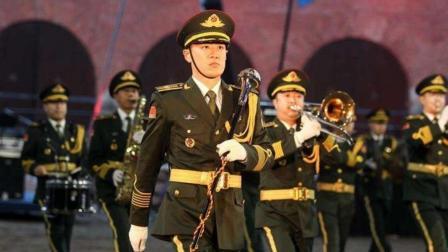 中国人民解放军军乐团演奏的《团结友谊进行曲》, 有力量最带劲