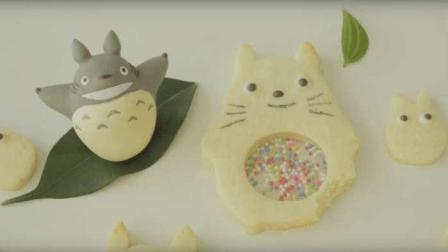 超可爱的饼干制作, 15分钟就能完成