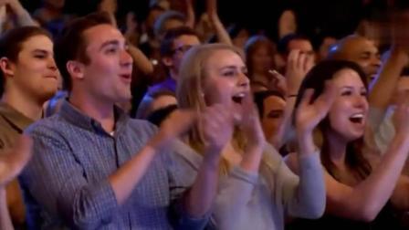 美国达人秀迄今为止, 最为惊艳的2位华人选手, 全场起立鼓掌!
