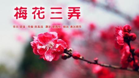 琼瑶影视歌曲《梅花三弄》清风明月翻唱