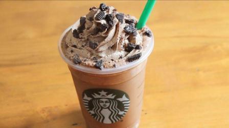 星巴克咖啡饼干屑星冰乐的做法