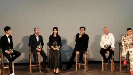 《英伦对决》首映会02: 成龙大哥回答提问, 分享难忘经历!