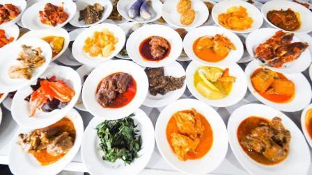 吃货老外吃印尼菜辣到喷火