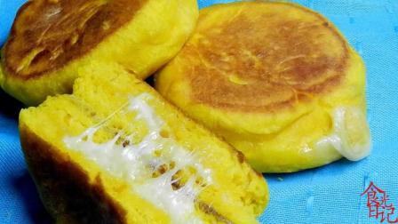 不用烤箱也可以做美味的南瓜芝士面包
