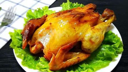 电饭锅版奥尔良烤鸡, 竟然这么好吃, 居然这么简单!