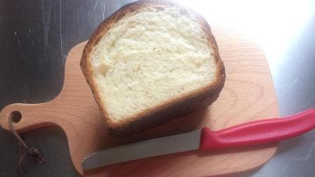 记录自学《手作面包》历程-D33香蕉吐司