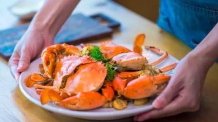 螃蟹只会清蒸太可惜了! 加点它香上天!