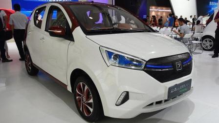 众泰终于插手新能源了, 最小电动车众泰云100 plus发布, 价格合理销量肯定不错!