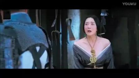 《越光宝盒》赵子龙看着甘夫人胸前的玉佩, 结果被误认为是色狼