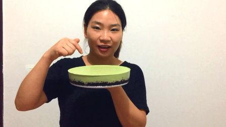 动旅游Vlog 第一季 不用烤箱也能做出抹茶芝士蛋糕