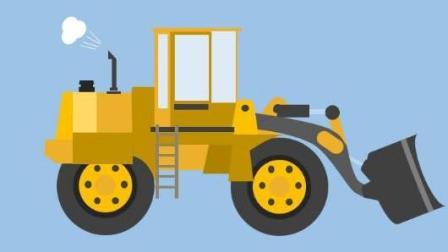 疯狂推土机  竞速 破坏田野的推土机  汽车总动员