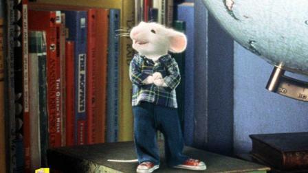 《精灵鼠小弟》一部回归童真的电影, 可爱动物萌化你的心