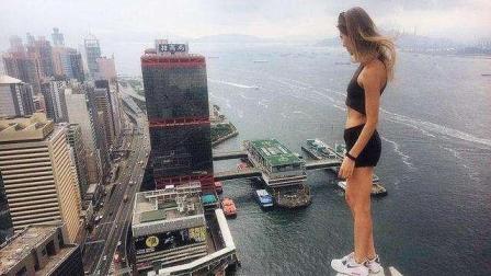 全球最值得一跳的高楼: 两个在中国, 一个没建好就有人偷偷挑战