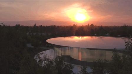 Apple Park 秋季最新航拍