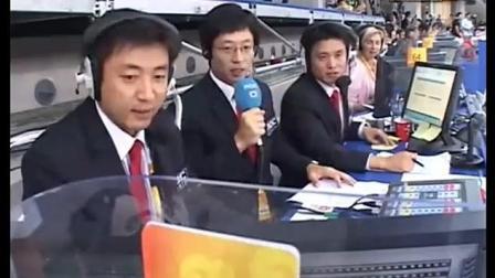 刘在石解说李小鹏比赛, 一直赞叹, 全程张嘴没合上过