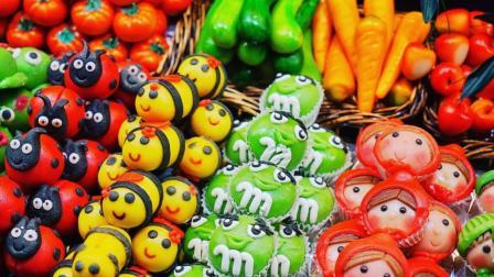 在巴塞罗那, 吃货必去的美食天堂博盖利亚菜市场