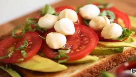 水果夹心面包, 很简单的做法-上