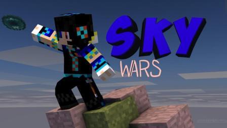 〔极冰〕SkyWars-空岛战争#第二十战#听脚步声很重要 我的世界★Minecraft