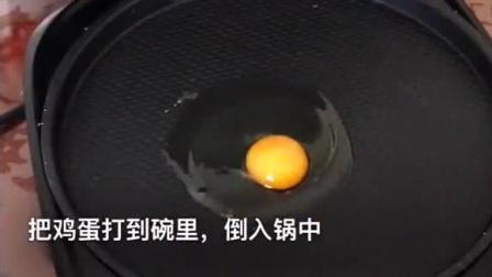 秘: 饭店大厨煎荷包蛋的秘方, 原来饭店好看的煎蛋是这样煎的