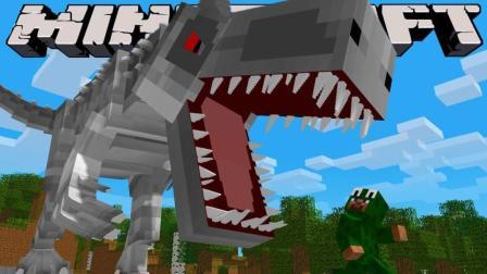 【木子秋】我的世界恐龙工艺 EP11 基因提取器 〓 侏罗纪公园