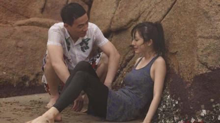杨幂大尺度出演惊悚电影《孤岛惊魂》