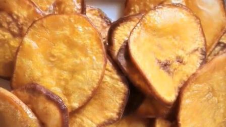 炸地瓜片怎么做好吃 炸红薯片的家常做法