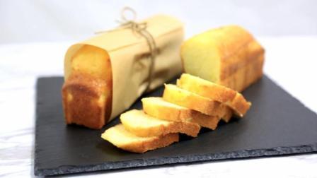 柠檬磅蛋糕: 修份贤惠, 可以当早餐的营养小清新