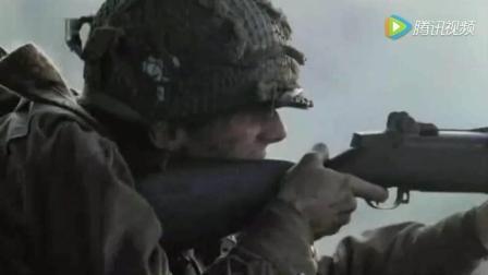 电影《拯救大兵瑞恩》中惨烈的枪战