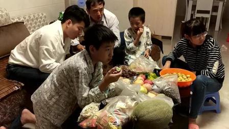 中秋节为什么要吃月饼赏月