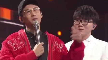 mc天佑竟然在综艺节目上与他互怼, 惹的粉丝怒骂