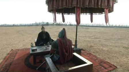 官渡之战: 曹操与袁绍两大枭雄阵前对话, 谁才是最后的天下主宰高下立判