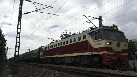 [火车]SS7C+25G[K577]长沙-成都 广铁沙段 科院下行