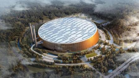 中国建最大最先进垃圾处理厂, 3天清空一座城, 将成旅游地标