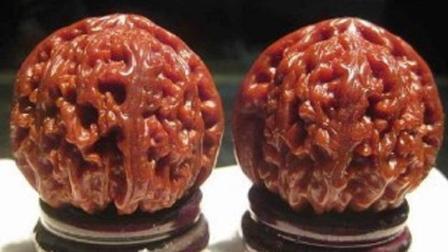 资深核农的宝贵经验——秒懂如何盘出玛瑙红的文玩核桃!